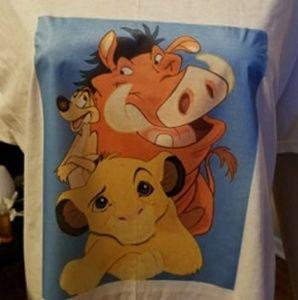 Cool Lion King shirt